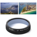 Camera Accessory 16Layer MC-UV Ultraviolet Filter Lens for DJI Phantom3/4 RC364