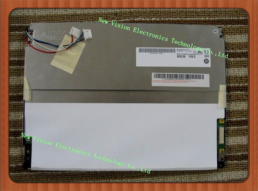G104VN01 V.0 New Original 10.4 inch 640*480 VGA TFT LCD Display Panel With 2 CCFLs for AUO(China (Mainland))
