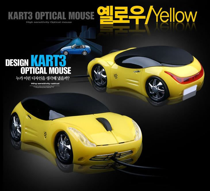 Free shipping/wholesale/multi color,Car Optical Mouse/3D Optical car Mice/min Car Mouse/car mouse,desktop\laptop mouse,50pcs/lot(China (Mainland))
