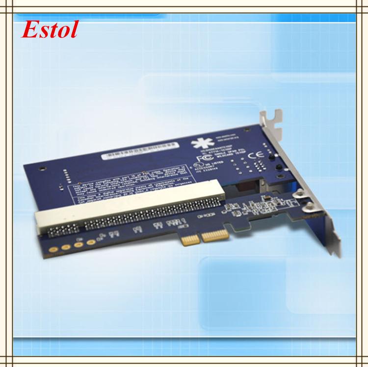 Whole Digital Asterisk E1 card PCI-Express Slot,E1/T1/J1 Telephony Voice card ISDN PRI Card SS7 R2 Signal(China (Mainland))