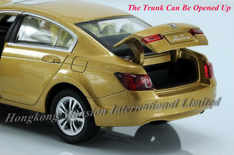 132 Car Model For HONDA Accord (18)