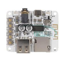 Buy Bluetooth Audio Receiver board with USB TF card Slot decoding playback preamp output A7-004 5V 2.1 Wireless Stereo Music Module for $2.94 in AliExpress store