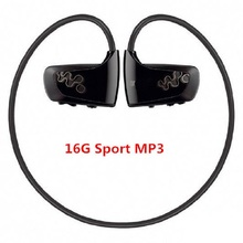 hot fashion 16GB memory MP3 Player W262 Sports head wearing MP3 Music Player for sony Walkman series free shipping(China (Mainland))