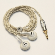 New ! SHOZY Cygnus High-Sensitivity Low Resistance Balance Bass High Fidelity HIFI Music Open 2.5mm/3.5mm Stereo Headset(China (Mainland))