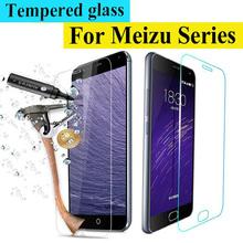 0.3 мм защитная пленка передняя премиум закаленное стекло для Meizu M2 мини-синий шарм Note2 M1 примечание MX5 MX4 MX3 MX2 Pro 5 чехол