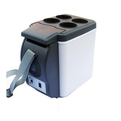 vehicle refrigerator,portable Car Refrigerator travel cooler 6L12V freezer Heating Cooler Box Dual Use<br><br>Aliexpress
