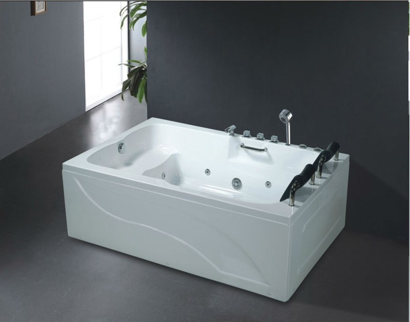 2 person soaker tub two person whirlpool bathtub two. mg015 59 in ...