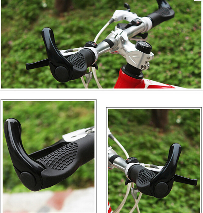 2015 special offer top fashion carbon handlebar road cycling mountain mtb bike bicycle lock on handlebar