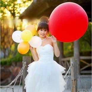 50pcs Giant balloons Celebration Party Wedding Birthday Valentine party decorations
