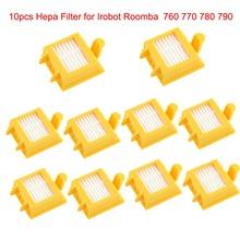 Фильтр HEPA Чистота Замена Набор инструментов, пригодный для Пылесосы Roomba 700 серии 760 770 780 Бесплатная доставка