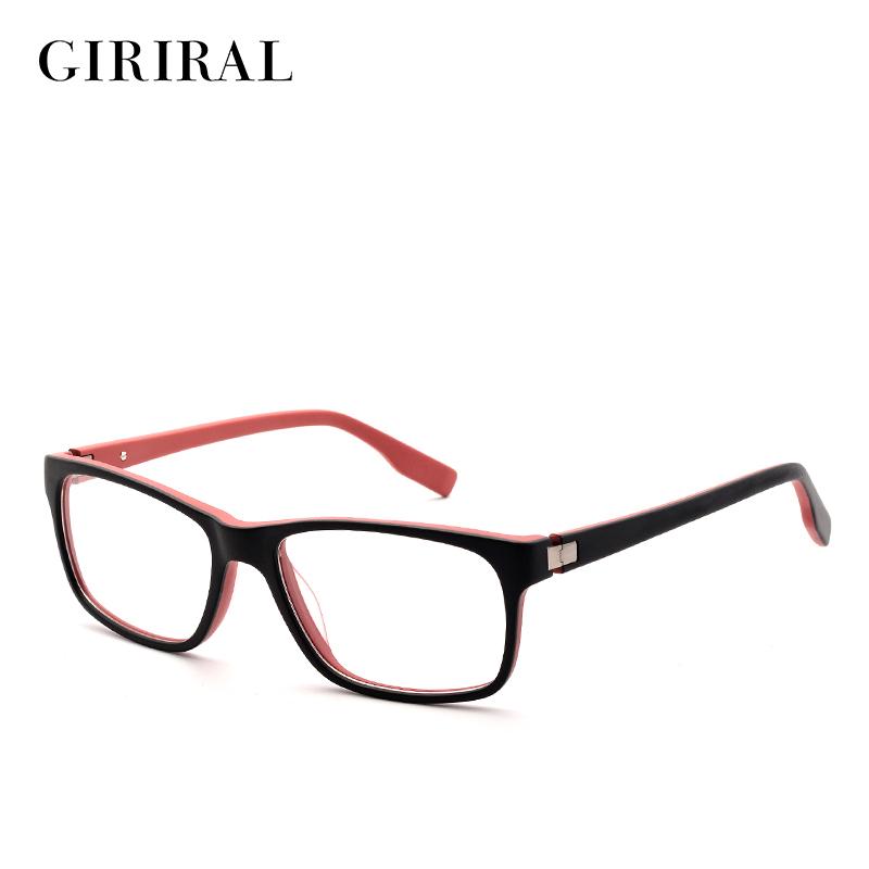 Accetate women Eyeglasses frame retro optical brand designer myopia clear glasses frame #BC3586(China (Mainland))