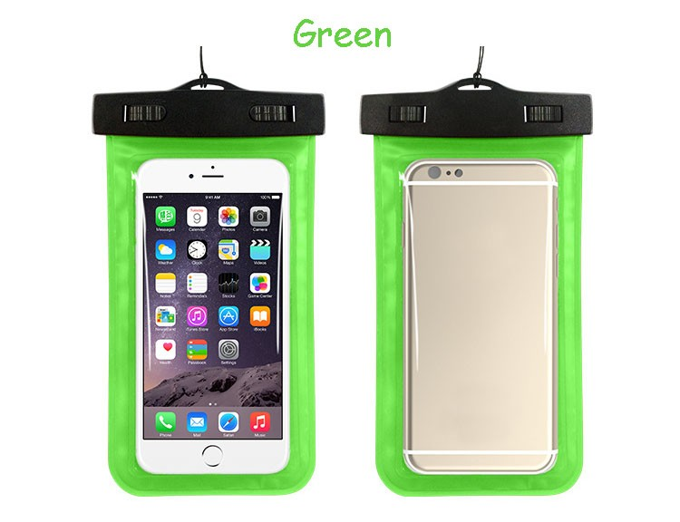 Mobile Phone Waterproof Bag Case For Nokia Lumia 510 520 530 Underwater Water Proof Cover For Nokia Lumia 610 620 630 640
