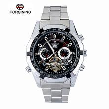 Hot Sales Top Brand Men's Wacth Forsining Self-winding Mechanical Watch Clcoks Sports Male Wrist Watches relogio masculino