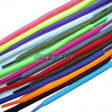 15 Colors! Men Women Athletic Cotton Round Sneaker Shoe Laces Bootlaces Leisure Shoelaces Strings(China (Mainland))