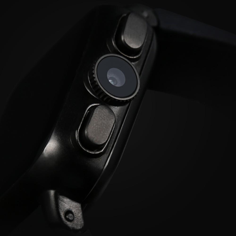 """ถูก 10ชิ้น/ล็อตDHLฟรีS1 3กรัมหุ่นยนต์4.4โทรศัพท์นาฬิกาสมาร์ทMTK6572 Dual Coreซิม1.54 """"IPS 512เมกะไบต์+ 4กิกะไบต์5MPกล้องอัตราการเต้นหัวใจs mart w atch"""