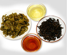 Puerh Tea Chinese Yunnan Puer Tea 50pcs Different Kands Raw And Ripe Pu Er Tea 100