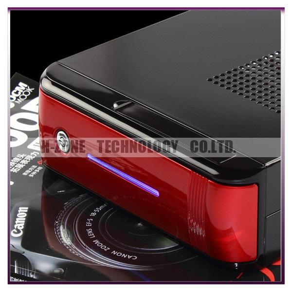 EMS Free Russian OS Mini Desk Computer PC AMD Athlon N330 Dual-core 2.3Ghz Processor 2GB RAM 160GB HDD WIN7 OS Wifi USB 3.0 Port(Hong Kong)