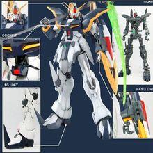 New anime action figures robot anime assembled Gundam MG 1:100MG God Of Death luminous stickers classic toy gundam kids toys
