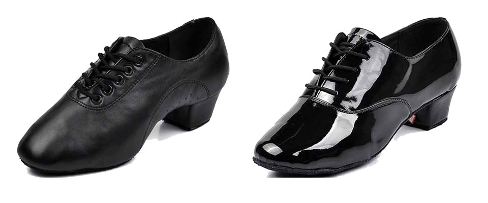 Great Discounts&Coupons!!!/Promotion!!/High Quality Trending Black Men Latin Dance Shoes/Economic Shoes/2 Tpyes(China (Mainland))