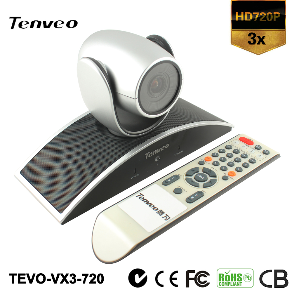 3x Optical zoom video conferencing camera with RS422/RS232 control TEVO-VX3-720 usb 2.0 jpeg webcam driver(China (Mainland))