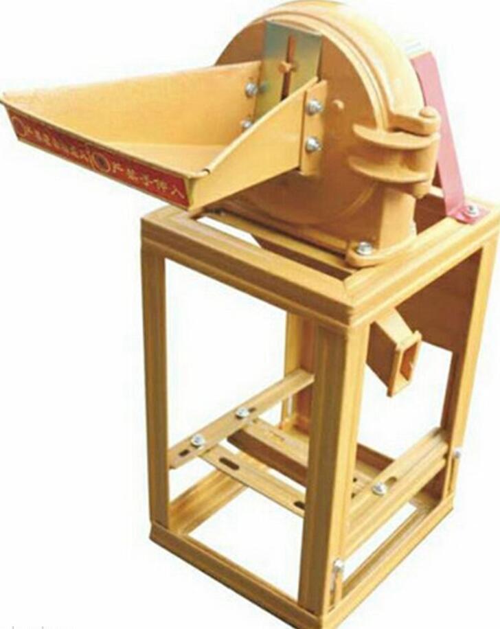 New Grain Grinding Machine Commercial Corn Powder Making Machine Grain Crusher tech(China (Mainland))