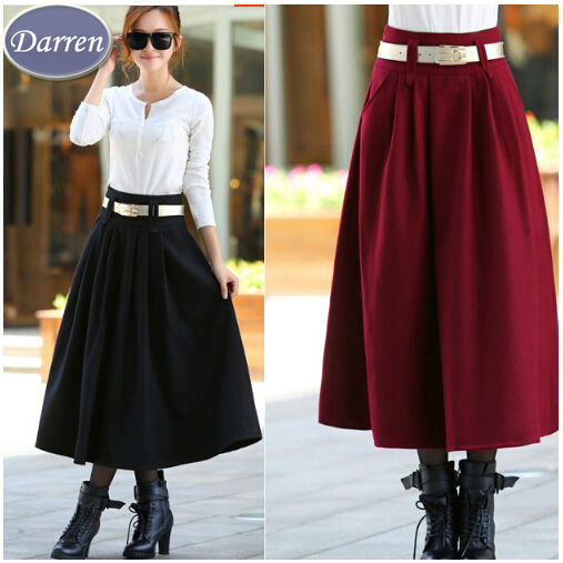 Women's winter skirts – New Fashion Photo Blog