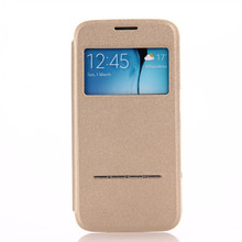 Buy Samsung Galaxy S3 Case Smart View Flip Leather Case Auto Sleep Wake Function Cover Coque for $2.68 in AliExpress store