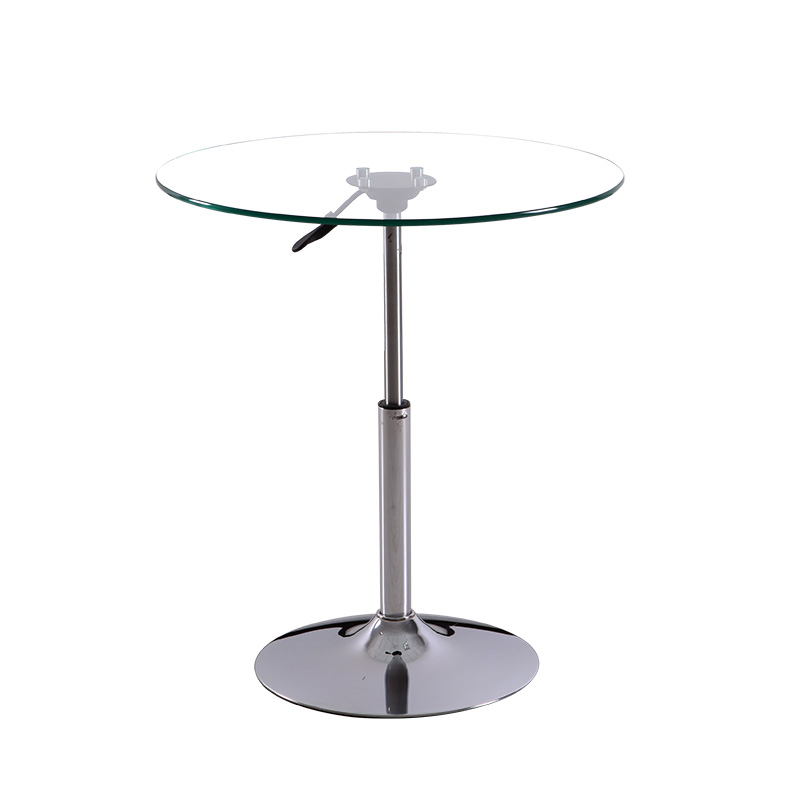 Table basse ikea ronde en verre for Table ronde verre fly