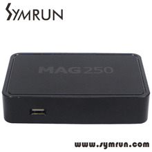 Mag250 with French Arabic IPTV Linux System IPTV Set Top Box Mag 250 Iptv Account