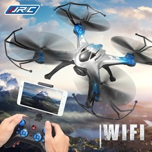 Headless Mode JJRC H29W With 720P Camera WiFi FPV Drone 6-Aixs Gryo RC Quadcopter 2.4GHz RTF