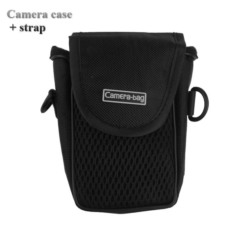 Exyuan Nylon Soft Camera Bag For Fujifilm FinePix Fuji J10 J15FD J22 J25 J26 J27 J35 J38 J50 J100 J1010W J120 J150E J250(China (Mainland))