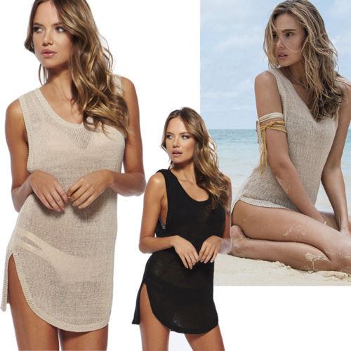 Женская туника для пляжа NO DressDrop Beach Dress