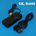 Free Shipping 48V 2A Li ion battery charger used for 48V electric bicycle battery charging Output