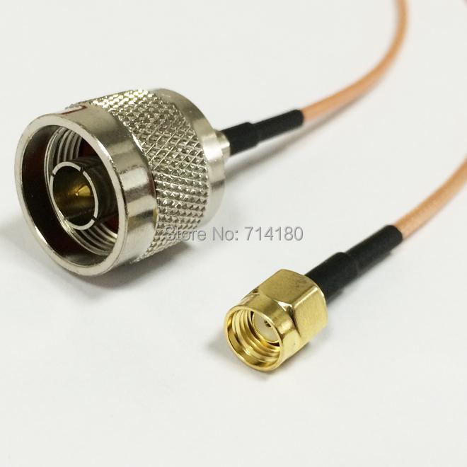 Разъем No RF Wifi RP SMA n RG316 15 N Cable