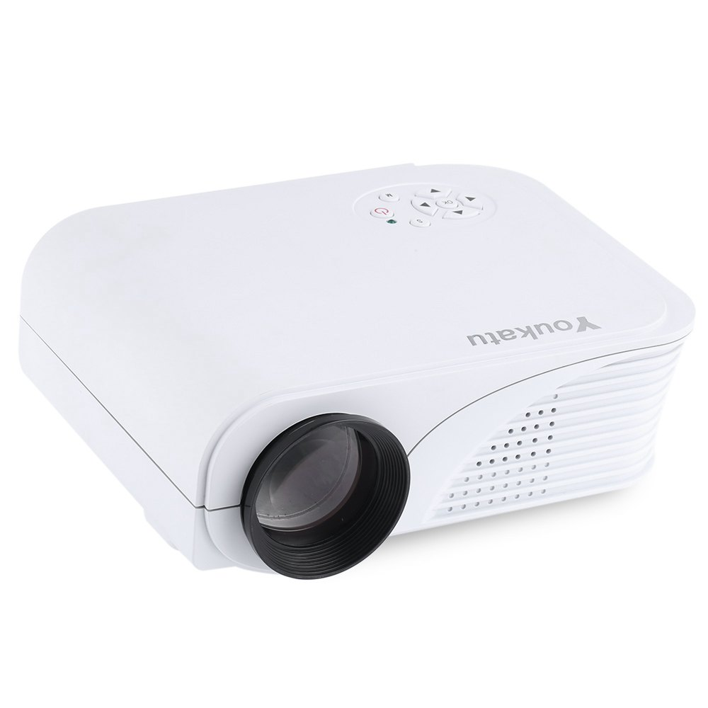 Gigxon g80 best sell mini led projector 1000 lumens for 2016 best mini projector