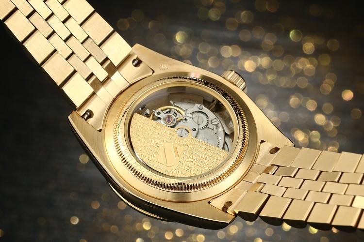 38 ММ SANGDO мужские часы Автоматическая Self-ветер движения Высокое качество Роскошные Механические часы 328eee