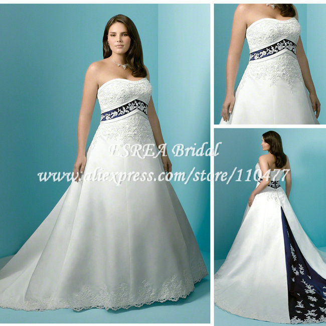 Plus Size Bridal Gown White Lace A-line Reasonably Priced Wedding Dresses MC040(China (Mainland))