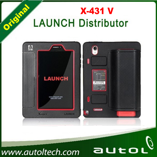 Launch X431 V Android System Diagnostic Scanner Support Wifi and Bluetooth update online substitute X431 IV and Diagun III(China (Mainland))