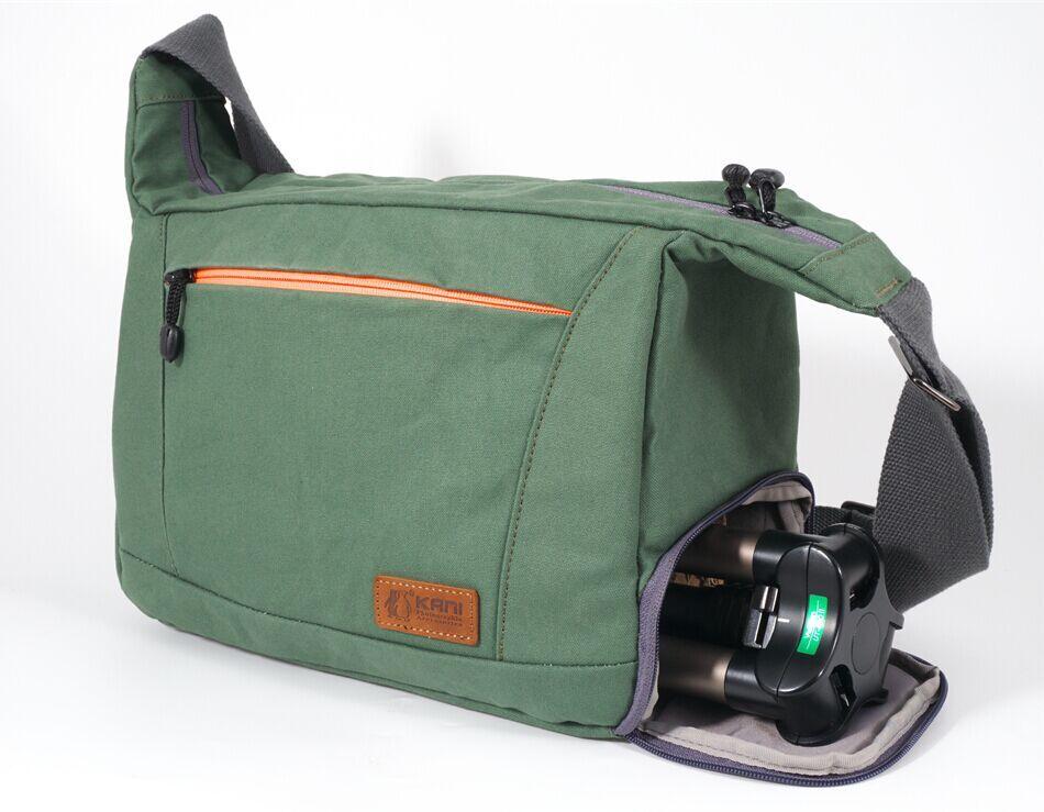 shoulder bag KANI TP-123m CANVAS CAMERA BAG(China (Mainland))