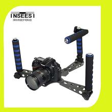 DSLR Cameras Rig original Movie Kit Shoulder Mount Light Mic Accessories For Video Camcorder DV CameraS Canon Nikon Panasonic