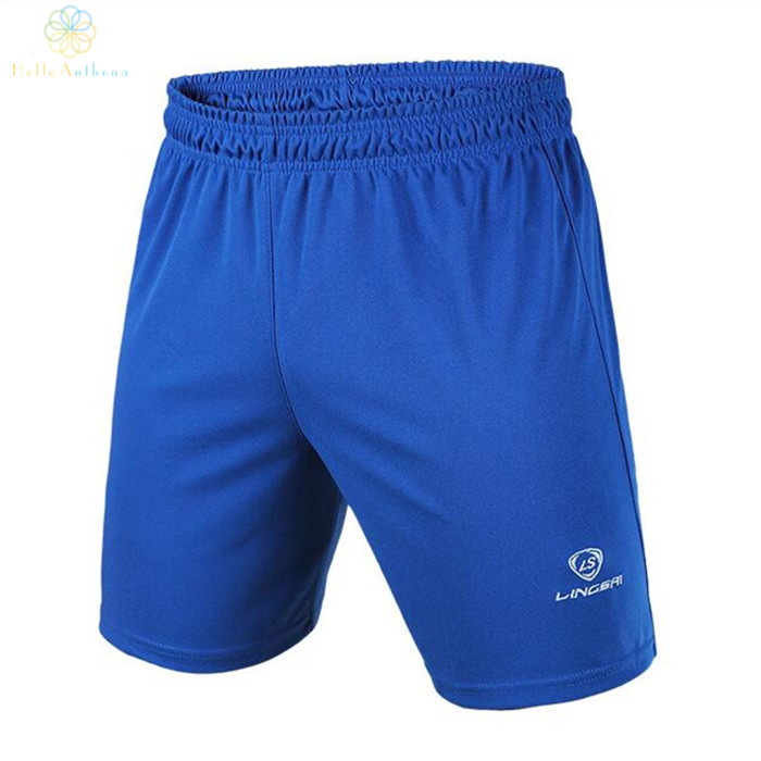 2017 2016 Soccer Shorts Football Shorts Best Quality Free Shipping For Men Sports Gym Running De Football(China (Mainland))