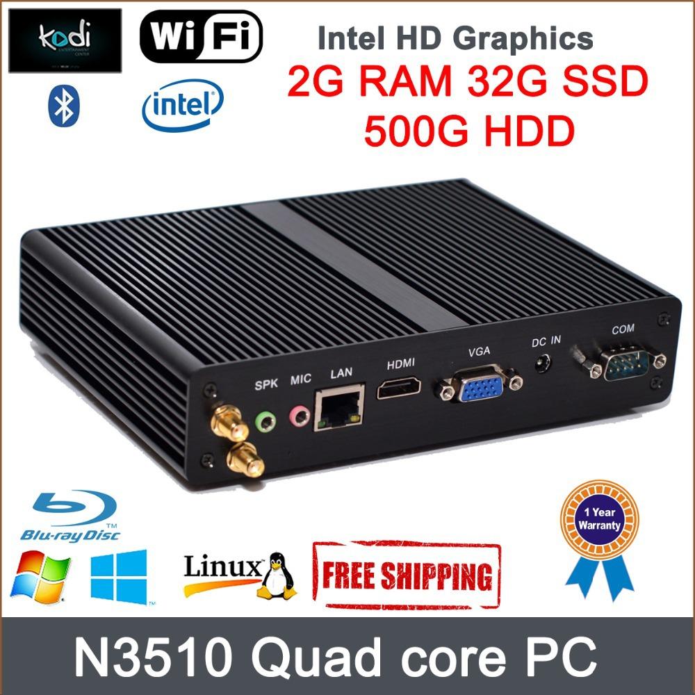 Windows TV box With Pentium Core Quad Media player with Dual display , Mini pc nettop with 300M wifi Windows 7(China (Mainland))