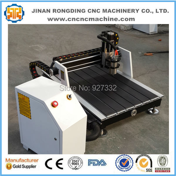 600x900 1.5kw spindle cnc 3d router/table top cnc milling machine/small cnc router for sale(China (Mainland))