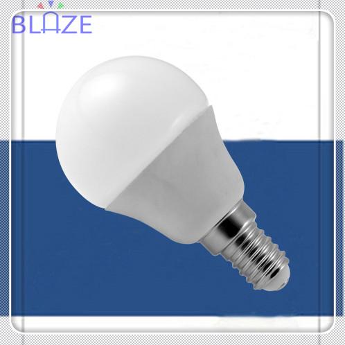 Discount 500pcs/Lot Non Dimmable 3W 5W E14 led Globe Light G45 Glof Bulb 2835 SMD Ra>80 200 Degree(China (Mainland))