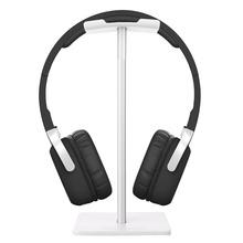 New Bee 1Pcs white exhibit Gaming Headset Stand Music headphone headband display holder stand hanger