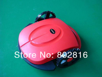 Robot Grass Cutter With Li-ion Battery+CE&ROHS+Free Shipping