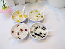 Mini food toy model props soup 1 set Min. Order US$12(China (Mainland))
