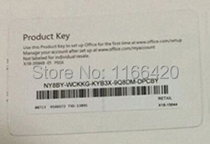 Office professional plus 2013 pc product key card in - Product key office 2013 professional plus crack ...