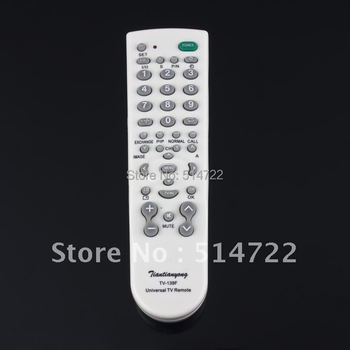 1Pcs Portable Universal TV Remote Control Controller For TV Television Sets Hot Selling