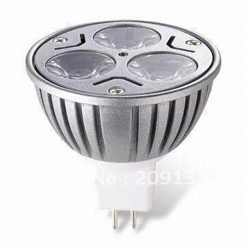 Free shipping 9W GU 10 MR16 GU 5.3 LED 220V 12V 9W 12W 15W GU10 LED LAMP MR 16 12V LED SPOTLIGHT WARM WHITE COOL WHITE(China (Mainland))